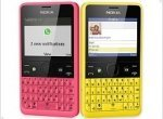 QWERTY-phone, Nokia Asha 210 - изображение