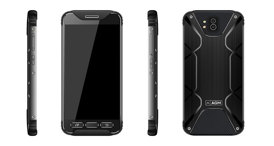 «Внедорожник» Oukitel WP5000  получил аккумулятор на 5000 мАч и 6ГБ ОЗУ - изображение