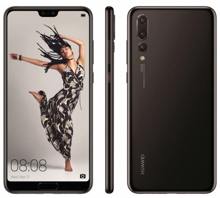 В Сеть просочились фото новинок Huawei P20, P20 Lite и P20 Pro - изображение