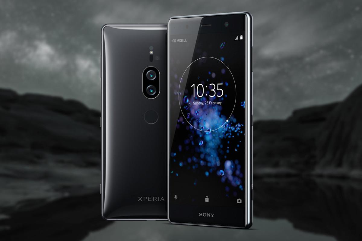Официально представлен смартфон Sony Xperia XZ2 Premium: видео 4К и сдвоенная камера - изображение