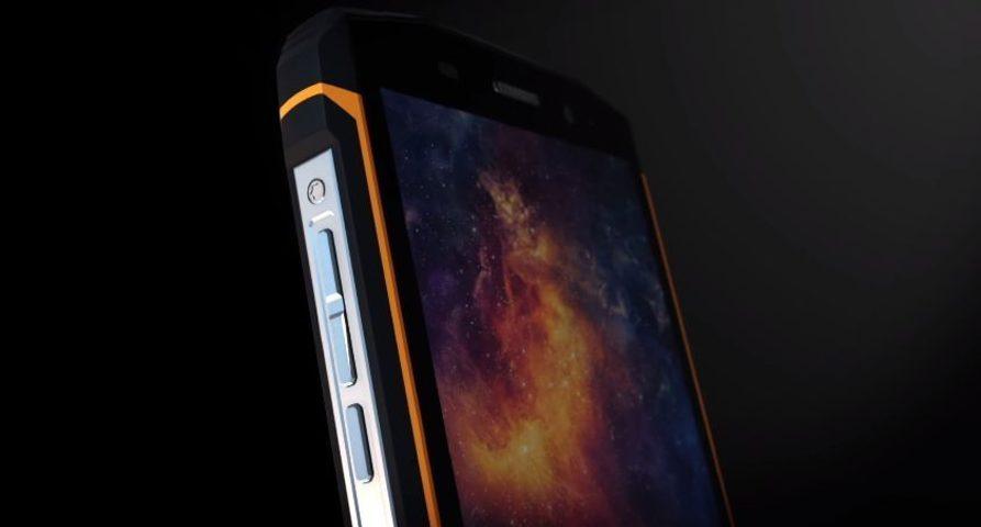 Релиз смартфона Blackview  BV5800 Pro – стильный бюджетник с PowerVR - изображение