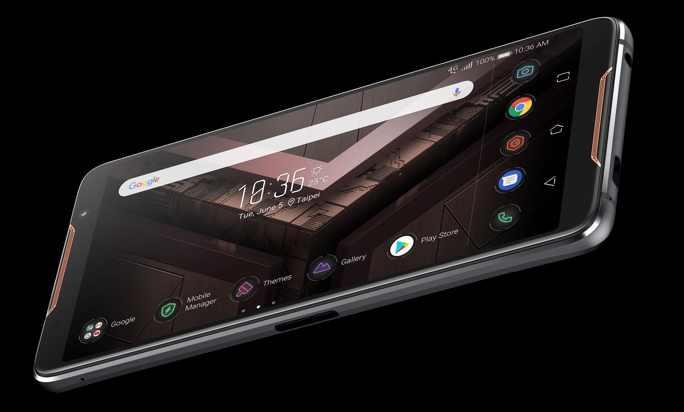 Официальный анонс игрового смартфона ASUS ROG Phone - изображение