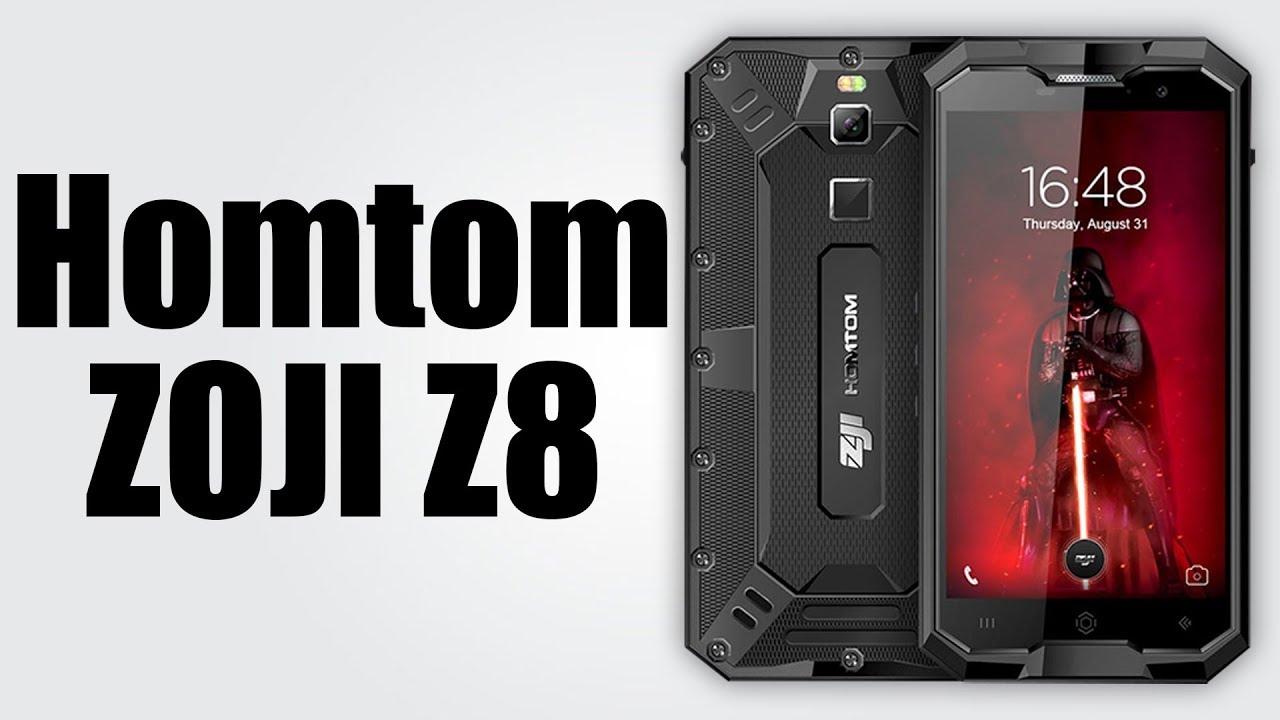 Смартфон HomTom ZOJI Z9: оригинальная новинка с функцией пульсометрии - изображение