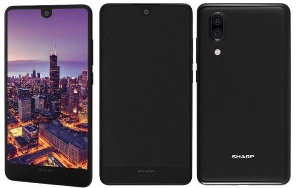 Компания Sharp афишировала выход сразу трёх смартфонов в Европе - изображение