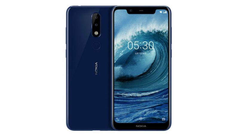 В сеть попал официально подтвержденный рендер новинки Nokia X5 - изображение