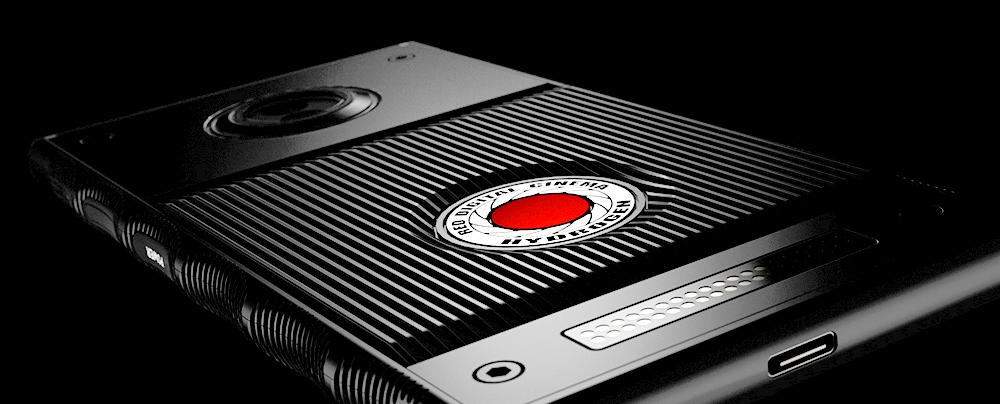 Аппарат RED Hydrogen One получил голографический дисплей - изображение
