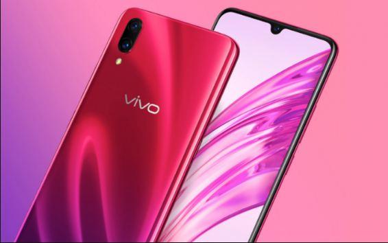 Дебют смартфона Vivo X23:8ГБ оперативки и сканер отпечатков пальцев - изображение