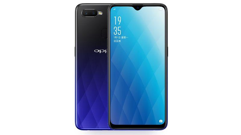 Устройство OPPO  A7X получит дисплей с вырезом и чипсет Helio P60 - изображение