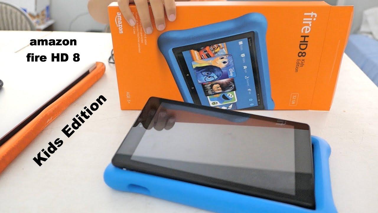 Amazon обновила планшеты Fire HD 8 2018 и Fire HD 8 Kids Edition - изображение
