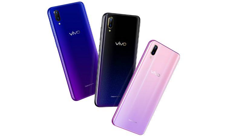 Смартфон среднего уровня Vivo Y97 оснастили дисплеем Full HD+ Super AMOLED - изображение