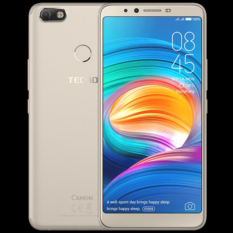 Смартфон Tecno Camon X с удивительной камерой уже в продажах - изображение