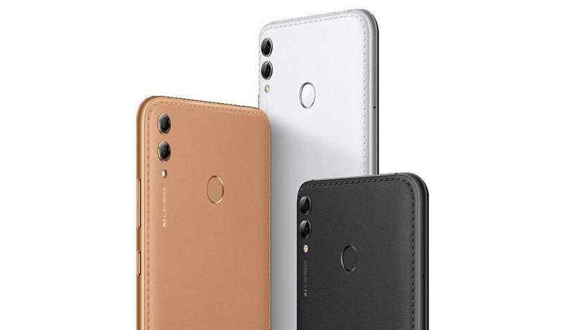 Новинка Huawei Enjoy Max получила заднюю панель с натуральной кожи - изображение