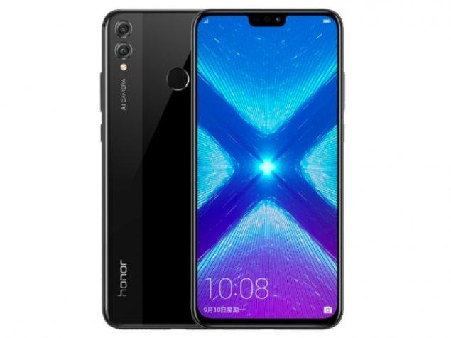 Появились цены в СНГ на смартфон Honor 8X - изображение