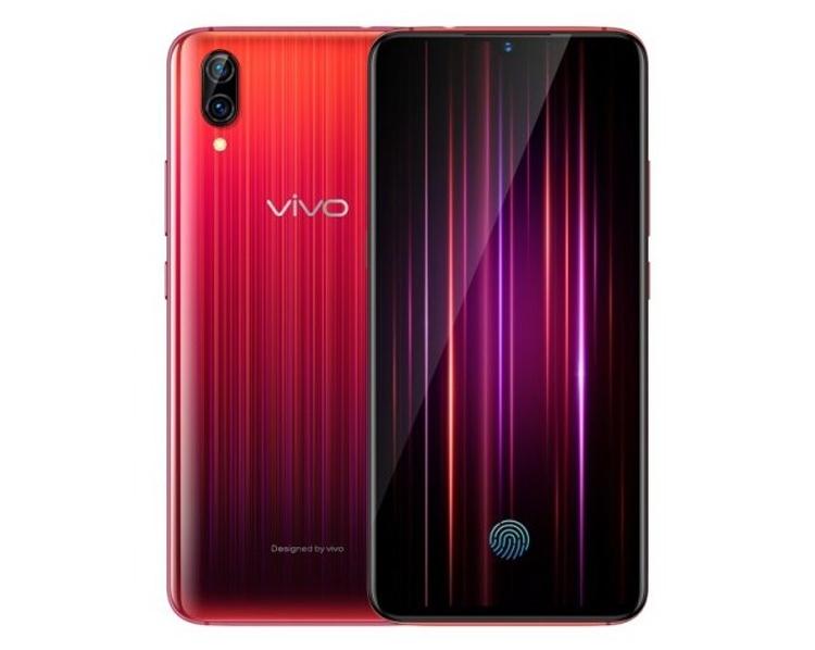Первое знакомство с Vivo X23 Star Edition: смартфон с градиентной окраско - изображение