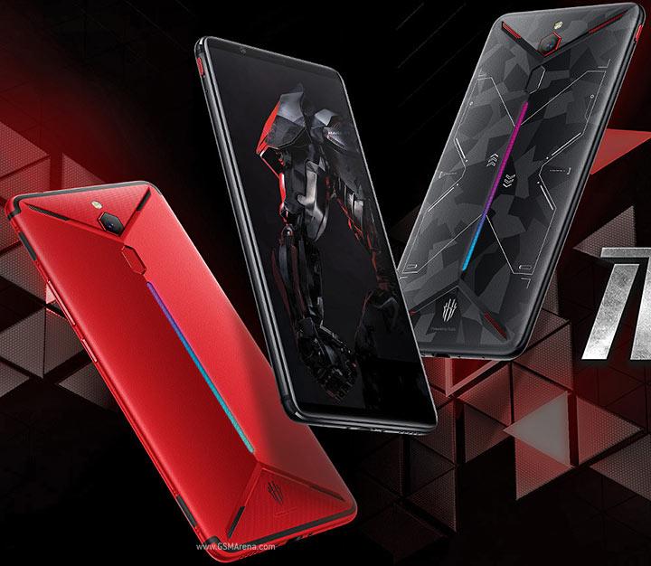 Супер-мощный смартфон ZTE Nubia Red Magic Mars представлен официально - изображение