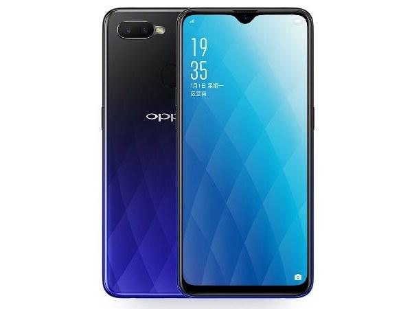 Релиз смартфона OPPO AX7 - изображение