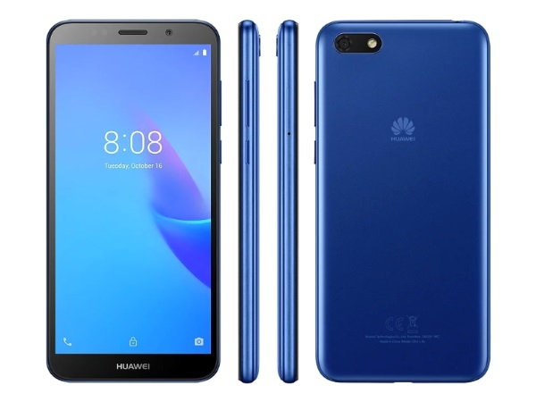 Смартфон Huawei Y5 lite анонсирован с ОС Android Oreo Go Edition - изображение