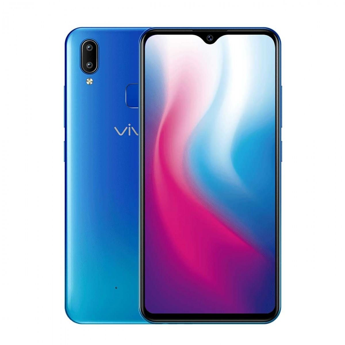 Анонс смартфона Vivo Y91: 3ГБ ОЗУ и оригинальная расцветка - изображение