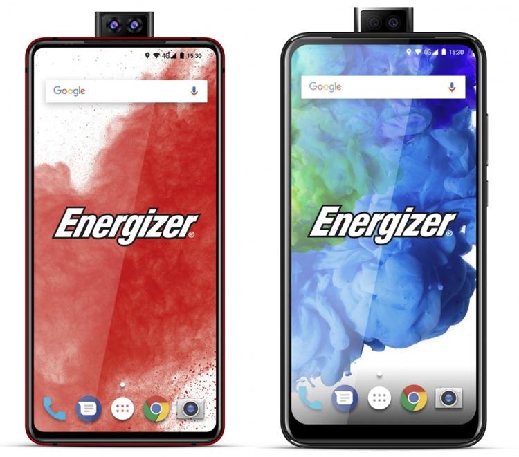 Новинки Energizer Ultimate: со сдвоенной выдвижной фронтальной камерой - изображение