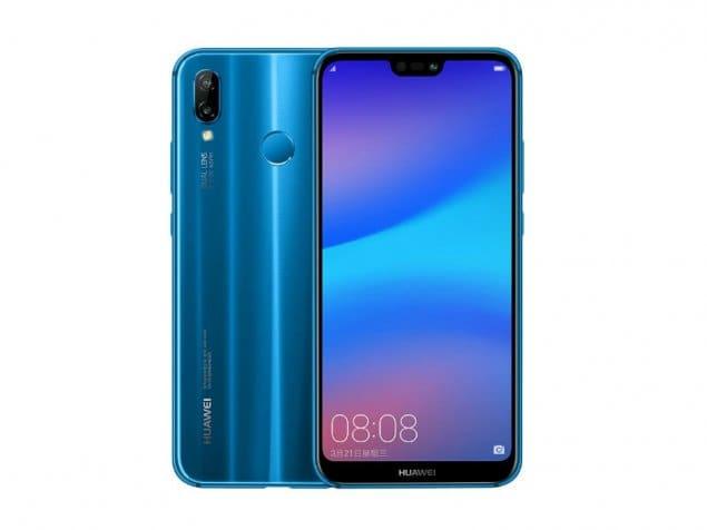 На японском рынке представлен новый Huawei nova lite 3 - изображение