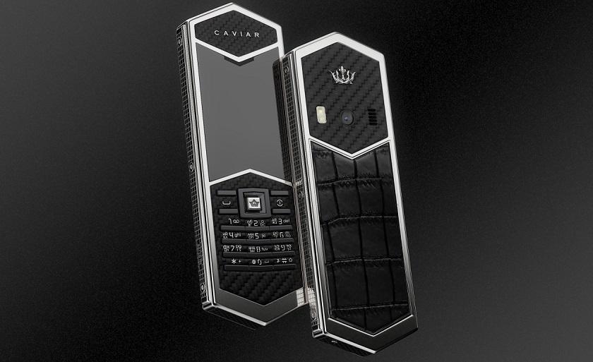 На российском рынке мобильных устройств появился кнопочник для «царей» за 279 000 рублей, на основе Nokia 6500 - изображение