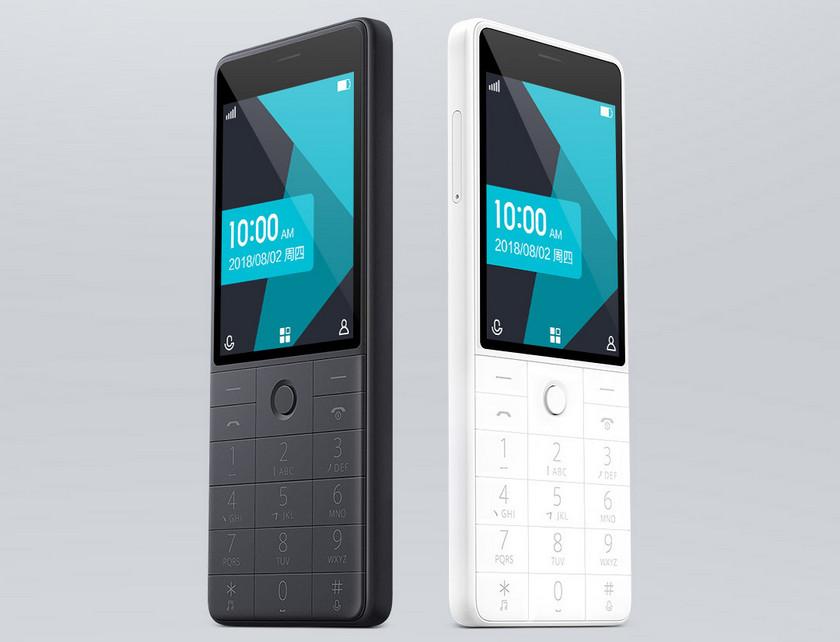 Телефон Qin1s: оригинальный кнопочник со строенным AI - изображение