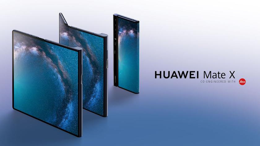 Huawei Mate X лучше Samsung? - изображение