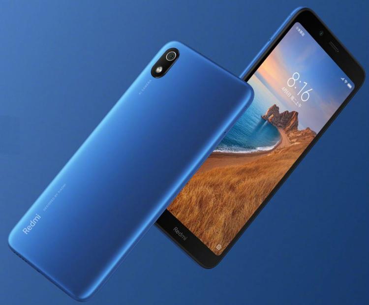 Обновленный Xiaomi Redmi 7A попал на рынки СНГ - изображение