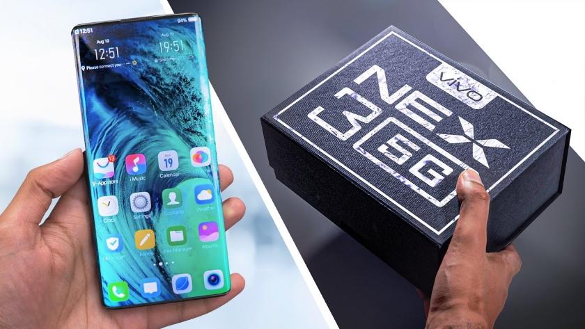 Анонс Vivo Nex 3: смартфон, который задаст новые тренды - изображение