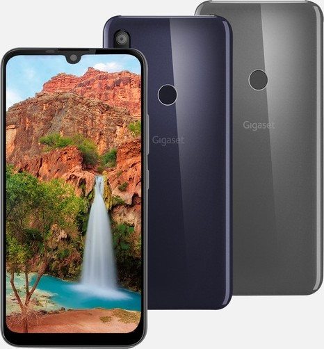 Бренд Gigaset представил смартфон GS190 - изображение