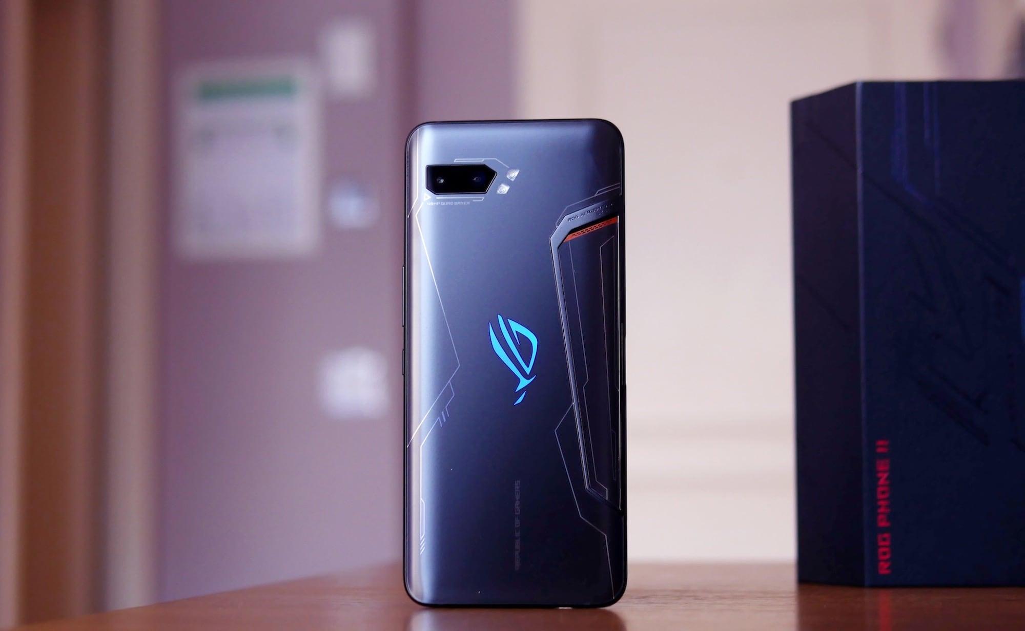 Игровой смартфон ASUS ROG Phone 2 Ultimate Edition представлен официально - изображение