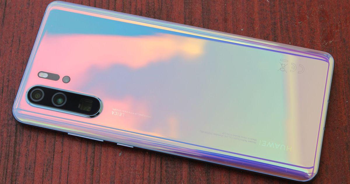 Huawei P30 Pro получил обновленную версию в новом цвете - изображение