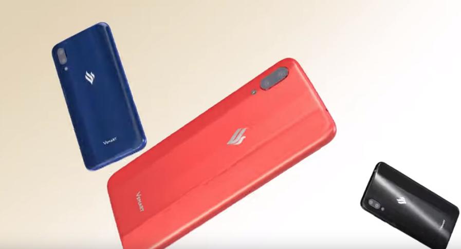 На рынке России  впервые представлены устройства от вьетнамского бренда VinSmart - изображение
