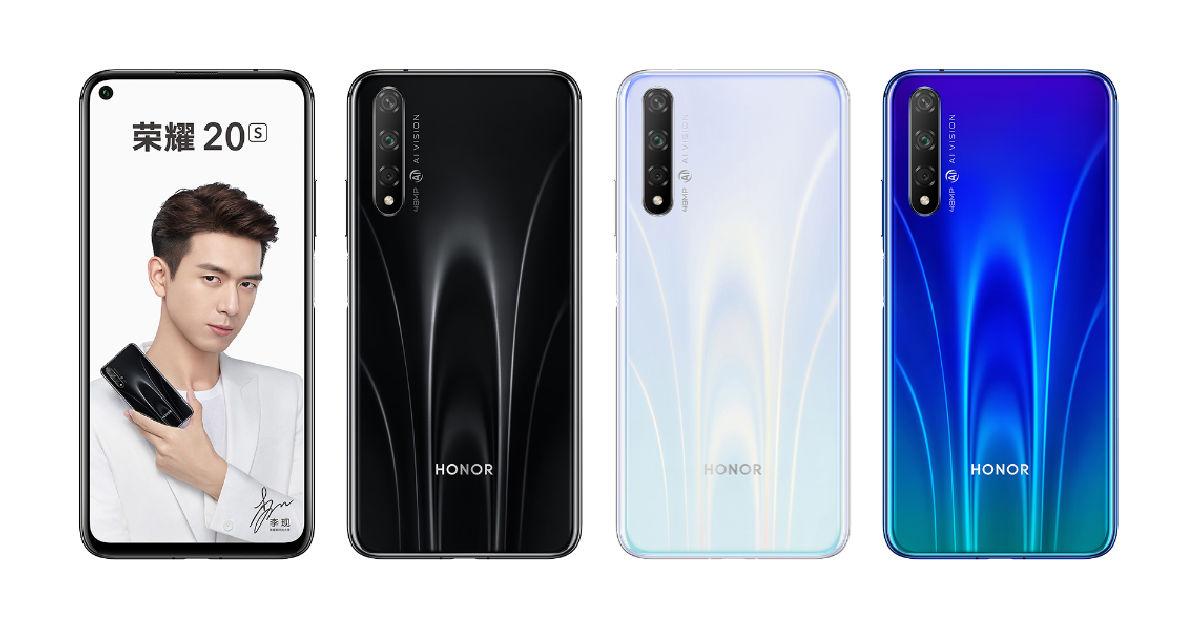 Honor 20S: новый смартфон для рынка СНГ, совсем не типичный для обычных китайских аппаратов   - изображение