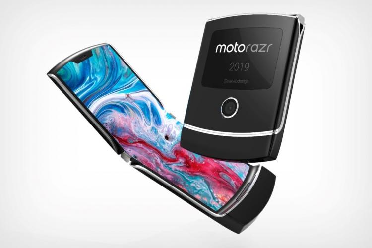 Motorola RAZR 2019: второе дыхание известного формфактора - изображение