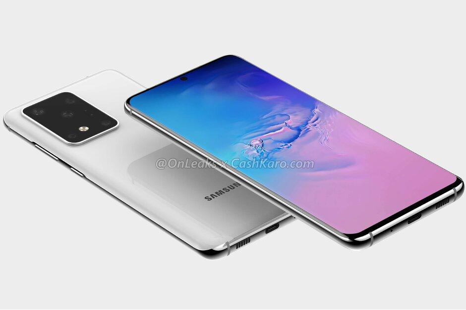 Компания Samsung анонсировала линейку флагманов Galaxy S20 - изображение