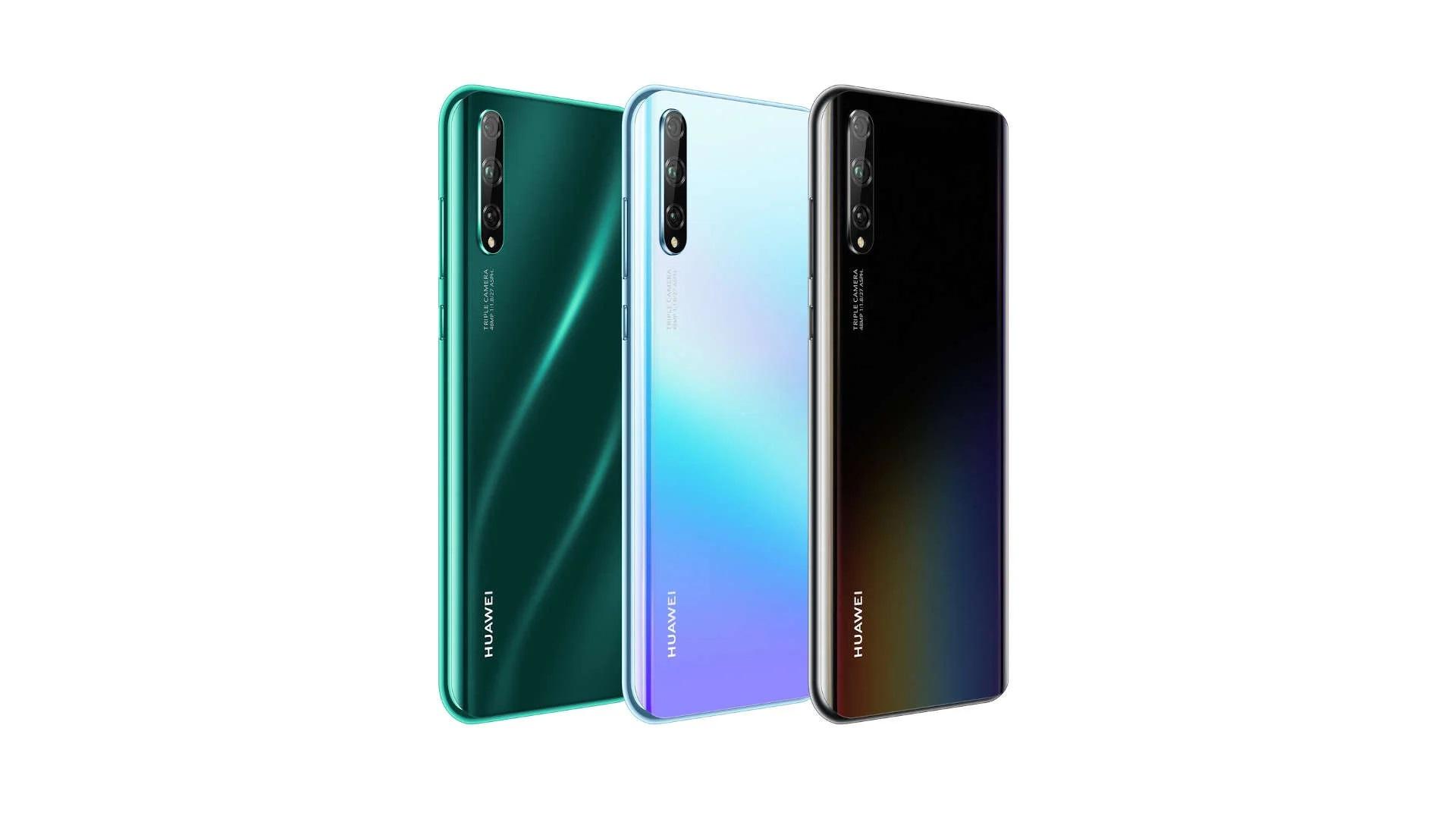 Новинка Huawei P Smart S засветилась на рендерах - изображение