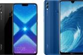 Дебют смартфонов Honor 8X и 8X Max: большие звонилки с экраном Full HD+ - изображение