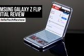Гнущийся Samsung Galaxy Z Flip в форме «пудреницы» - изображение