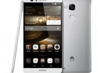 Huawei Ascend Mate 7 – выносливый смартфон повышенной безопасности  - изображение