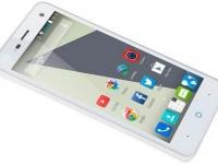 ZTE Blade L3 – недорогой смартфон на новом анероиде   - изображение