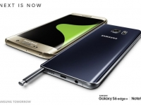Samsung Galaxy S6 edge+ и Samsung Note 5 – новые смартфоны от именитого производителя - изображение