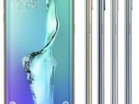 Samsung Galaxy S6 edge+ - вариация смартфона с поддержкой Dual Sim  - изображение