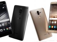 Huawei анонсировала смартфоны Huawei Mate 9 и Mate 9 Porsche Design - изображение