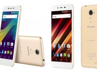 Новые смартфоны Panasonic Eluga Pulse и Eluga Pulse X получили стильные металлические корпуса  - изображение
