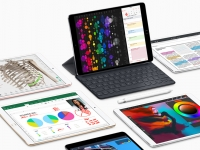 Корпорация Apple презентовала планшет iPad Pro 10.5  - изображение