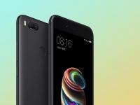 Анонсирован смартфон Xiaomi Mi 5X - новинка с чипом Snapdragon 625 и экраном Full HD  - изображение