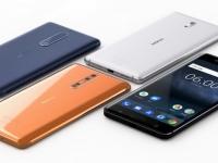 Компания Nokia анонсировала самый мощный и дорогой смартфон Nokia 8 - изображение
