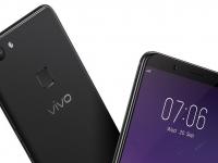 Представленный смартфон Vivo V7+ получил 24Мп фронтальную камеру - изображение