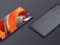 Выпущен смартфон Xiaomi Mi Mix 2: процессор Snapdragon 835 и экран Full HD+  - изображение